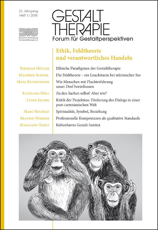 Aktuelle Ausgabe: Ethik, Feldtheorie und verantwortliches Handeln